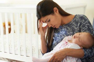 Trầm cảm sau sinh – những điều cần biết